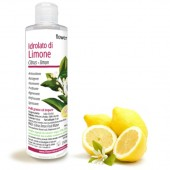 Lemon hydrolate