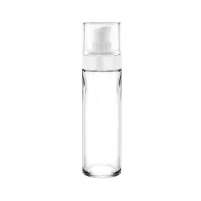 50ml GLASS CONTAINER WITH DISPENSER