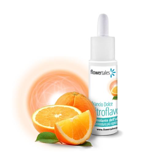 citroflavonoidi di arancio dolce