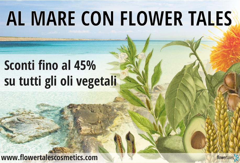 sconti su tutti gli oli vegetali naturali di qualità professionale