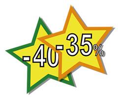 SALDI FLOWER TALES fino al -40% scoprili cliccando qui