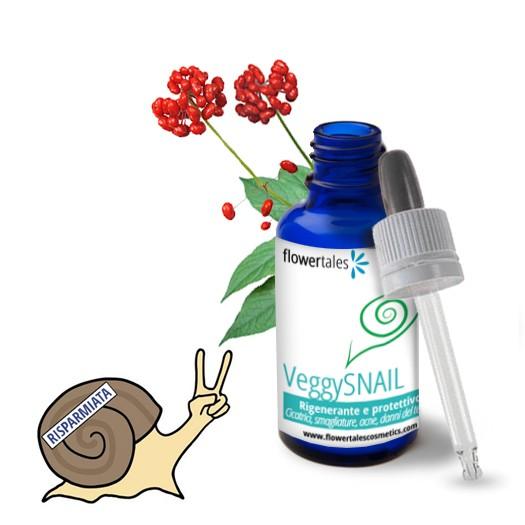 bava di lumaca (sostituto vegetale) con glicoproteine cruelty free